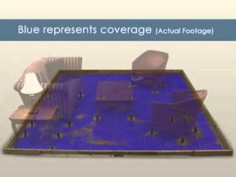 Floor Coverage Demo | Roomba® | iRobot®