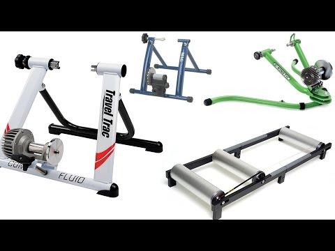 Different Types of Bike Trainers - Advantages & Disadvantages