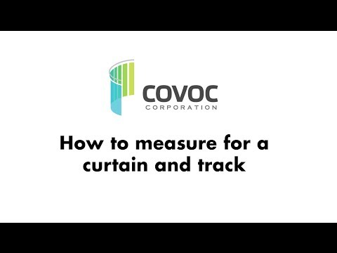 How to Measure for a Cubicle Curtain and Cubicle Track