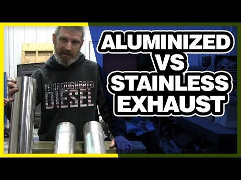 Which Exhaust Right For My Truck? Aluminized vs Stainless Exhaust Systems 🔧