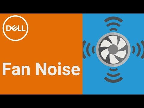 How to Fix Computer Fan Noise (Official Dell Tech Support) - UPDATED