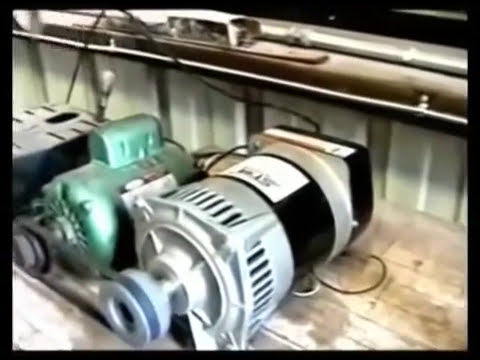 3000 Watt Generator - free energy engine - motor power 3kW Free Energy Generator 2019 230V